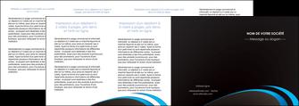 imprimer depliant 4 volets  8 pages  web design contexture structure fond MLGI94241