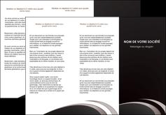 exemple depliant 3 volets  6 pages  web design contexture structure fond MLGI94261