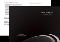 creer modele en ligne depliant 2 volets  4 pages  web design contexture structure fond MLGI94275