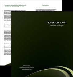 creer modele en ligne depliant 2 volets  4 pages  texture contexture structure MLGI94367