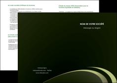impression depliant 2 volets  4 pages  texture contexture structure MLGI94379