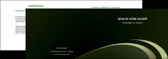 modele depliant 2 volets  4 pages  texture contexture structure MLGI94383