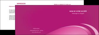 realiser depliant 2 volets  4 pages  texture contexture structure MLGI94591
