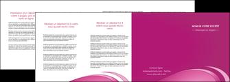 imprimerie depliant 4 volets  8 pages  texture contexture structure MLGI94609