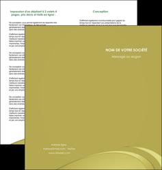 imprimer depliant 2 volets  4 pages  texture contexture structure MLGI94627