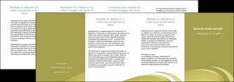 creer modele en ligne depliant 4 volets  8 pages  texture contexture structure MLGI94667