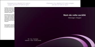creer modele en ligne depliant 2 volets  4 pages  web design texture contexture structure MLIG94751