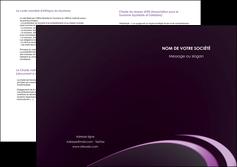 faire depliant 2 volets  4 pages  web design texture contexture structure MLIG94761