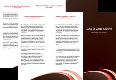 impression depliant 3 volets  6 pages  web design texture contexture structure MLGI94799