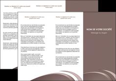 faire modele a imprimer depliant 3 volets  6 pages  web design texture contexture structure MLGI94851