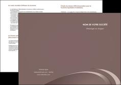 modele en ligne depliant 2 volets  4 pages  web design texture contexture structure MLGI94865