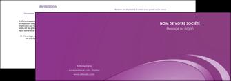 personnaliser maquette depliant 2 volets  4 pages  reseaux texture contexture structure MLGI94943