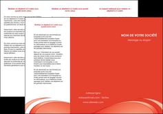 maquette en ligne a personnaliser depliant 3 volets  6 pages  web design texture contexture structure MLGI94975