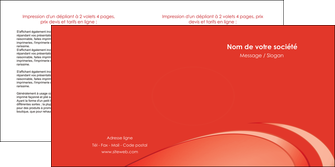 imprimerie depliant 2 volets  4 pages  web design texture contexture structure MLGI94979
