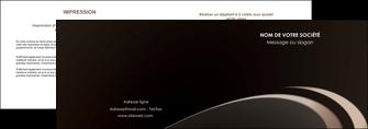 creer modele en ligne depliant 2 volets  4 pages  web design texture contexture structure MLGI95045