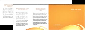 exemple depliant 4 volets  8 pages  web design texture contexture structure MLGI95235