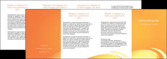 faire depliant 4 volets  8 pages  web design texture contexture structure MLIG95241