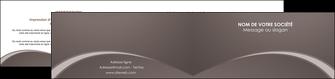 maquette en ligne a personnaliser depliant 2 volets  4 pages  web design texture contexture structure MID95261