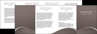 imprimer depliant 4 volets  8 pages  web design texture contexture structure MID95293