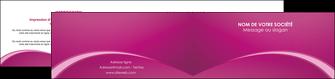 modele depliant 2 volets  4 pages  web design texture contexture structure MLGI95313