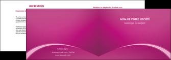 faire modele a imprimer depliant 2 volets  4 pages  web design texture contexture structure MLGI95321