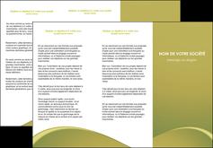 personnaliser modele de depliant 3 volets  6 pages  web design texture contexture structure MLGI95355
