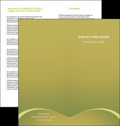 creation graphique en ligne depliant 2 volets  4 pages  web design texture contexture structure MLGI95357