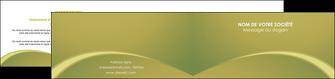 modele en ligne depliant 2 volets  4 pages  web design texture contexture structure MLGI95365
