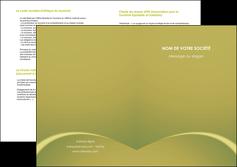 imprimer depliant 2 volets  4 pages  web design texture contexture structure MLGI95369
