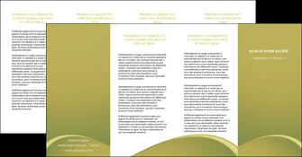 modele depliant 4 volets  8 pages  web design texture contexture structure MLGI95395