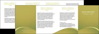 modele depliant 4 volets  8 pages  web design texture contexture structure MLGI95397