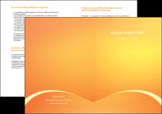 faire depliant 2 volets  4 pages  telephonie texture contexture structure MLGI95421