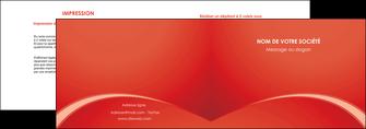 creer modele en ligne depliant 2 volets  4 pages  web design texture contexture structure MIDCH95529