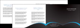 maquette en ligne a personnaliser depliant 4 volets  8 pages  texture contexture structure MIF95651