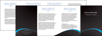 personnaliser maquette depliant 4 volets  8 pages  texture contexture structure MIF95657