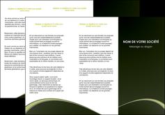 modele en ligne depliant 3 volets  6 pages  web design texture contexture structure MID95771