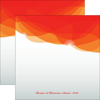 exemple flyers best meilleur voeux 2020 abstract art MIF97465