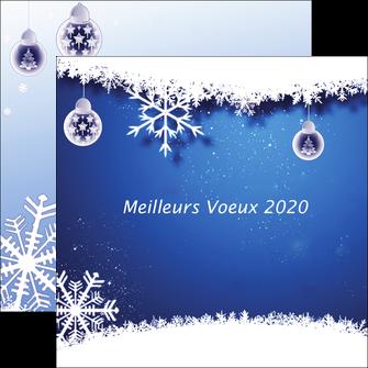 realiser flyers carte de voeux 2020 carte nouvel an 2020 nouvelle annee voeux MLGI98093