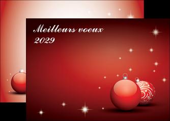 faire flyers carte de voeux 2029 voeux nouvelle annee cartes de voeux MLGI98587