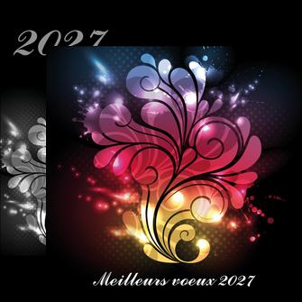 cree flyers carte de voeux 2027 voeux nouvelle annee cartes de voeux MLGI98595