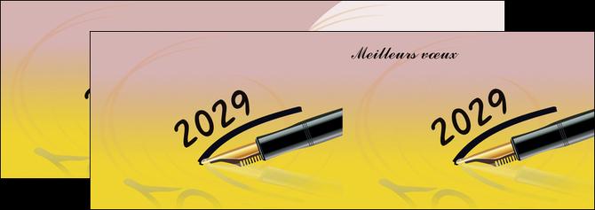 maquette en ligne a personnaliser depliant 2 volets  4 pages  carte de voeux carte postale fete MLGI98823