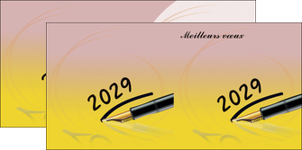 maquette en ligne a personnaliser depliant 2 volets  4 pages  carte de voeux carte postale fete MLGI98825